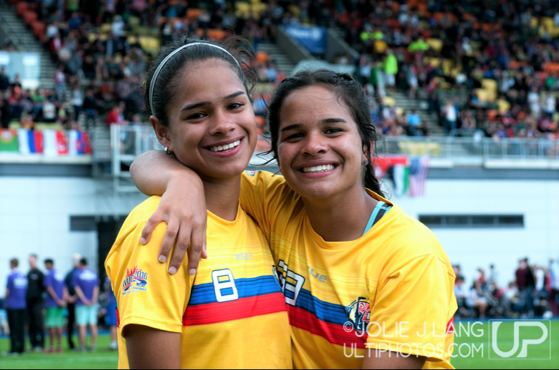 [Dream Team] Manuela & Valeria Cardenas, Revolution, Colombia