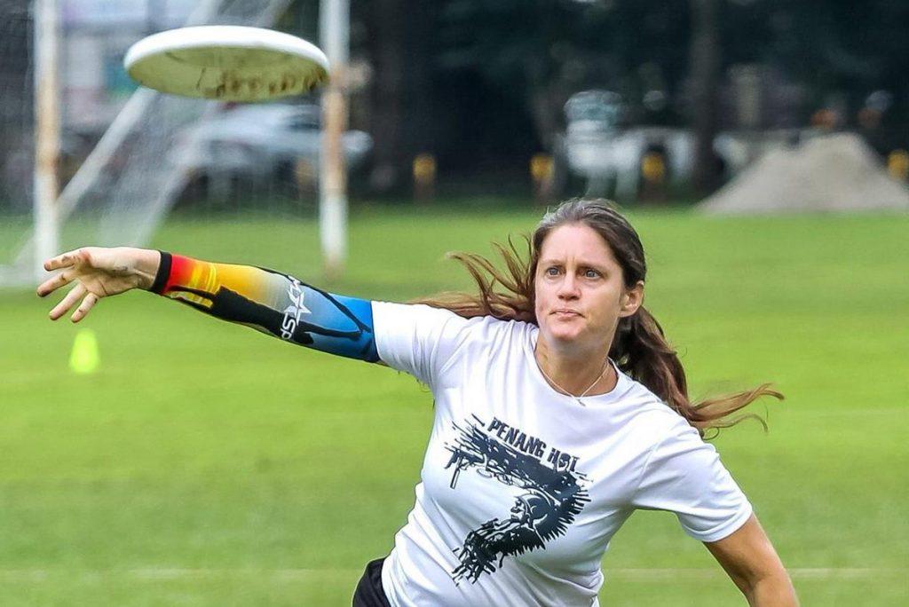 [Interview] Melissa Witmer nous parle de préparation physique pour l'Ultimate