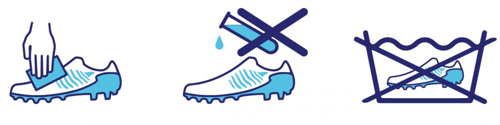 e36ae623a CLEANING – clean your cleats regularly